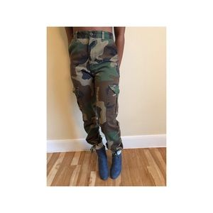 Pants - Ladies Camouflage pants